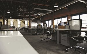 The changing face of offices