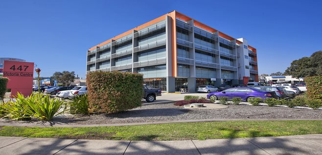 Industrial hub's only A-grade office tower comes to market